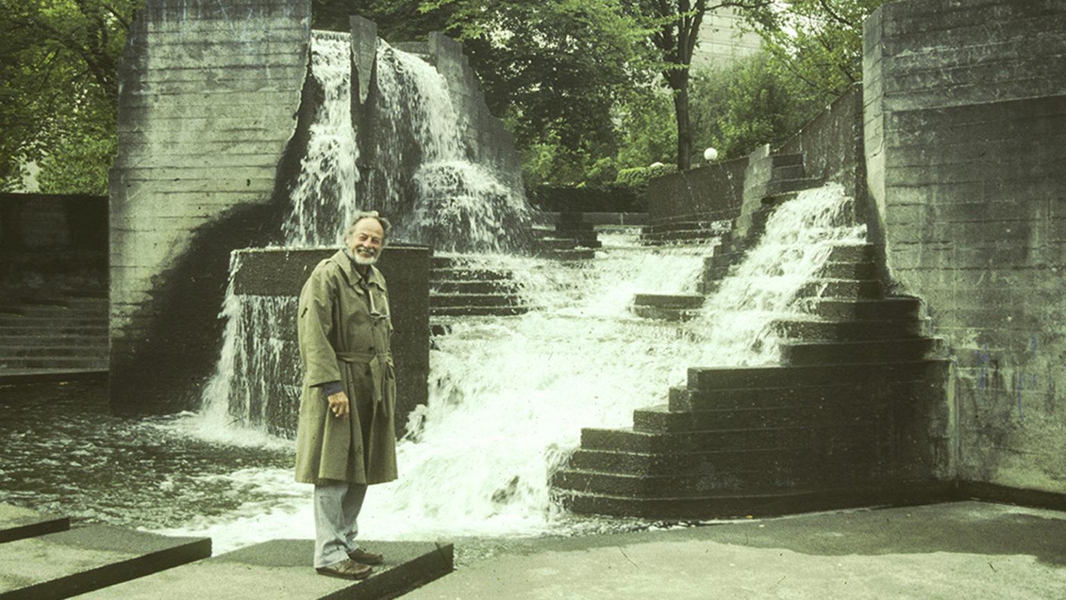 Lawrence Halprin Fountains